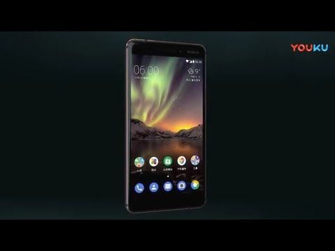 NOKIA 6(2018) Official HD - http://www.techinfo007.com/smart-phones/nokia-62018-official-hd/