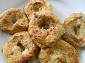 Kókuszos-fahéjas almakarika (paleo desszert)