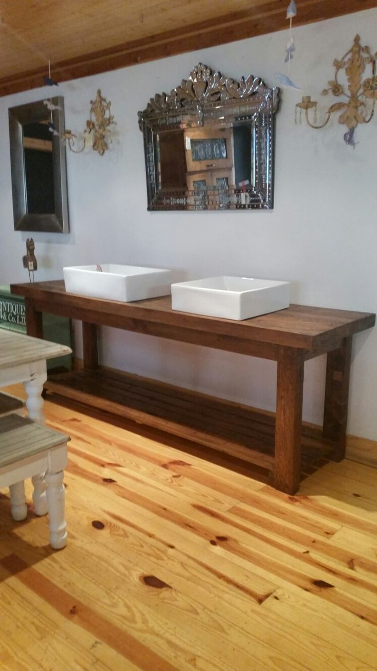 Bathroom vanities by Orejen - made to size and just for you.