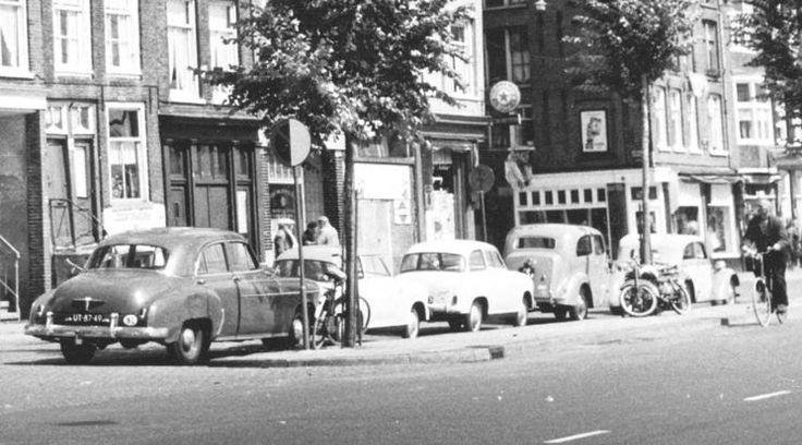 Amsterdam: De Oostenburgergracht - 1958