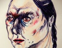 """Check out new work on my @Behance portfolio: """"SKETCHBOOK //"""" http://on.be.net/fF59pW"""