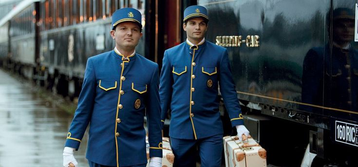 The Venice Simplon-Orient-Express : a mystery train travel package