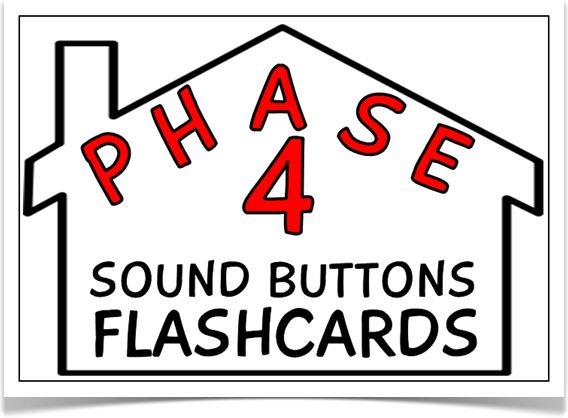 Phase 4 Sound Buttons - Treetop Displays - This set contains Phase 4 sound button flashcards from the Letters and Sounds phonics programme. Each word appears on an outlined house, size A6. A necessary resource for children working towards or at the Phase 4 level! Visit our website for more information and for other printable resources by clicking on the provided links. Designed by teachers for Early Years (EYFS), Key Stage 1 (KS1) and Key Stage 2 (KS2).