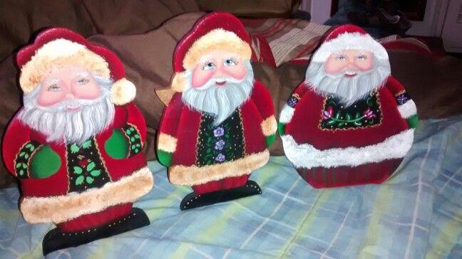 Trio de Santas!!!