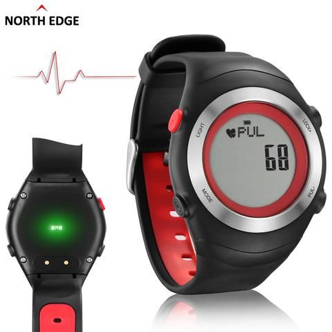Sports Watch With Heart Rate Monitor - Shop With Bitcoin