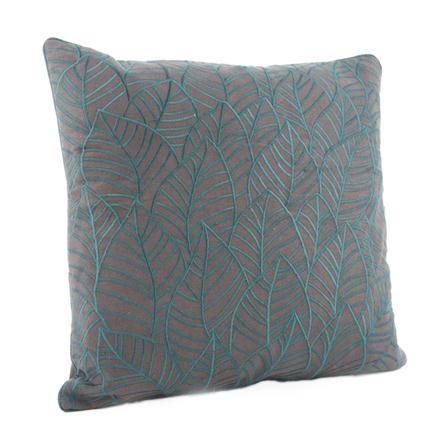 Malini Adelinna 43x43cm Cushion, Teal