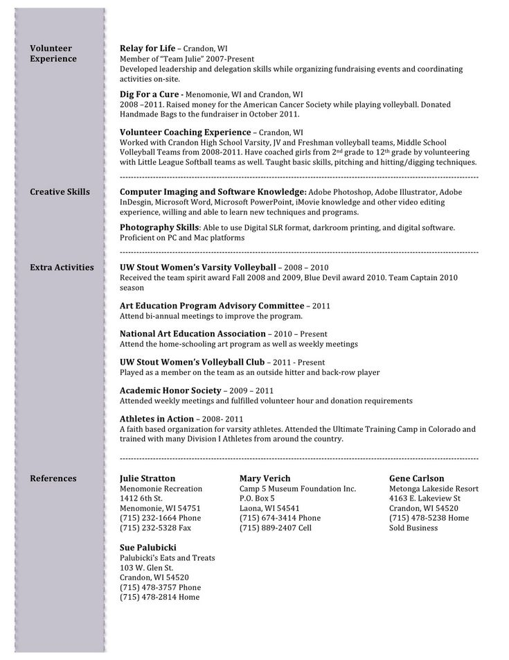 The 25+ best Cv for teaching ideas on Pinterest Teaching resume - Official Leave Application Format