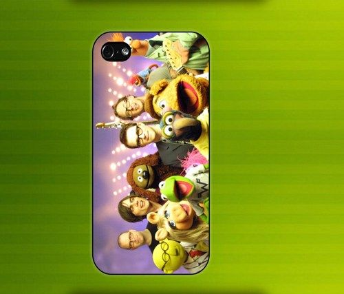 WEEZER Band and Muppets case for iPhone 4/4S iPhone 5 Galaxy S2/S3 #iPhonecase #iPhoneCover #3DiPhonecase #3Dcase #S4 #s5 #S5case