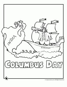 Six FREE Coloring pages for Columbus Day.  Thank you Classroom Jr.com!