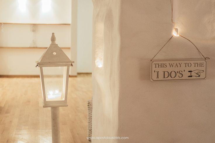 See more www.apostolousotiris.com #wedding #party #details