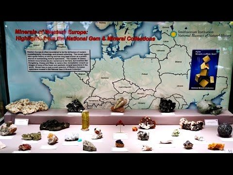 Информация о минералах The Mineral and Gemstone Kingdom: Home