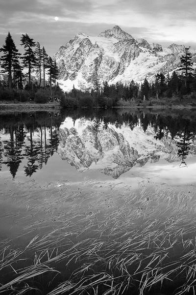 Alpine Wilderness Photography — Moon Shadow