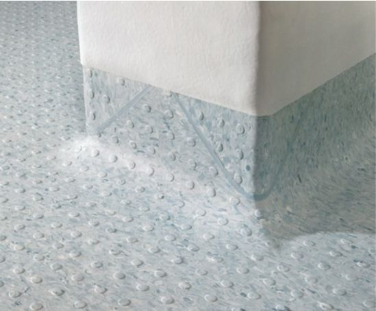Granit Multisafe  wet room flooring - good corners