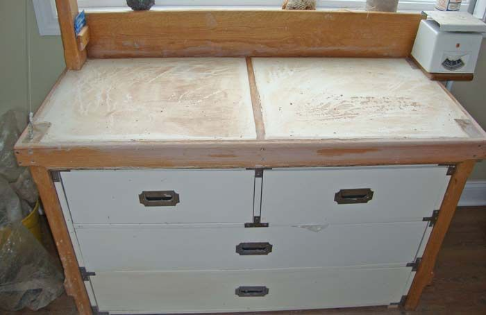 Making Wedging table and Clay Recycling Plaster Boards   Tips and Tutorial  @Leslie Richardson Dryg