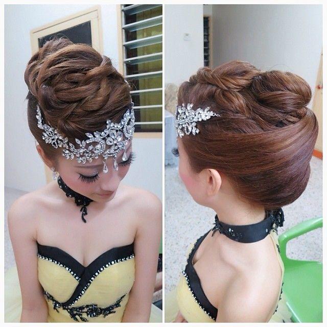 Wedding Dinner Hair Style: 304 Best Hair Styles, Updos, Braids Images On Pinterest
