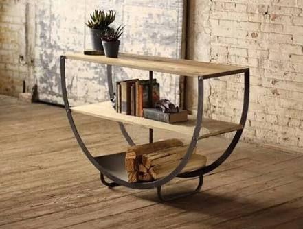 Las 25 mejores ideas sobre herreria artistica en for Diseno de muebles de hierro