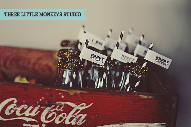Fossil Hunter Birthday || Three Little Monkeys Studio