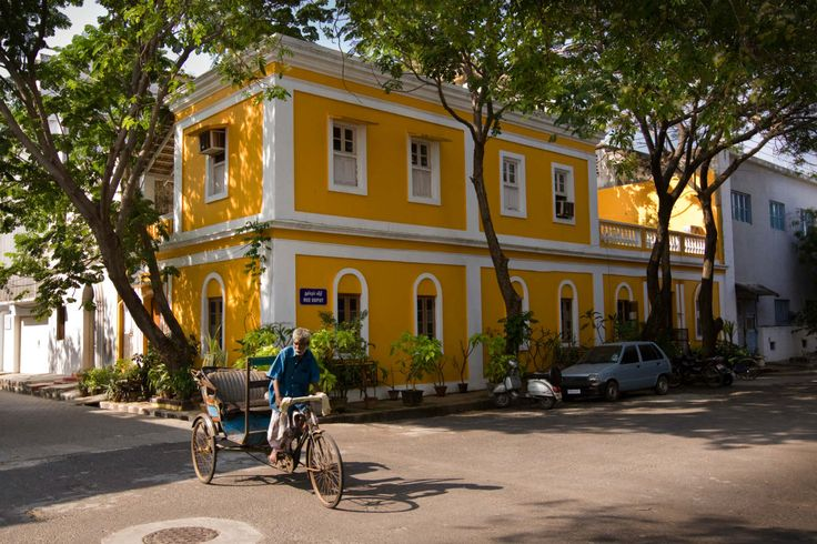 Our pick of Pondicherry's most charming hotels