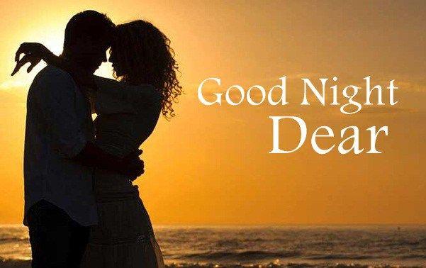 Good Night Dear