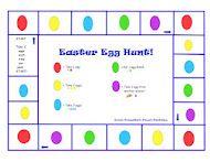 {FREE} Easter Egg Hunt Game