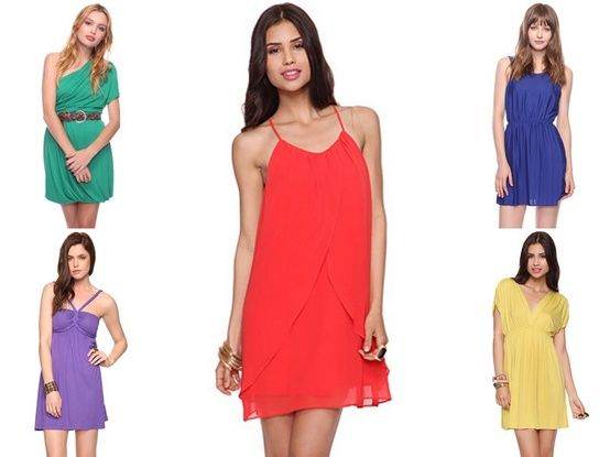 Pretty and Smart Casual Dresses - Glam Bistro