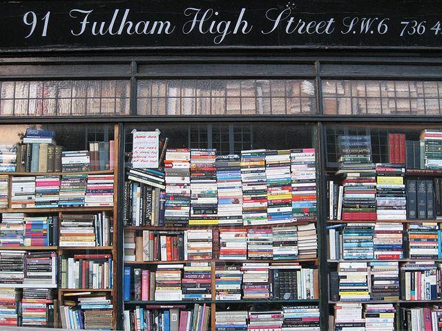 fulham book shop