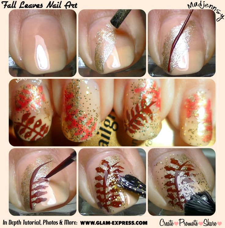 100 best Nail Tutorials by Madjennsy images on Pinterest | Nail art ...
