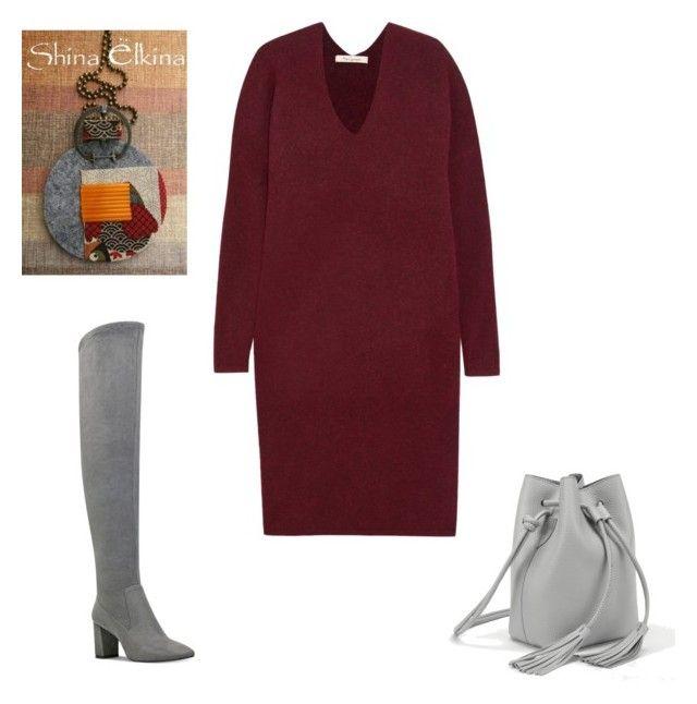 shina elkina 2 by nina-bergmann on Polyvore featuring polyvore fashion style Mes Demoiselles... Nine West clothing