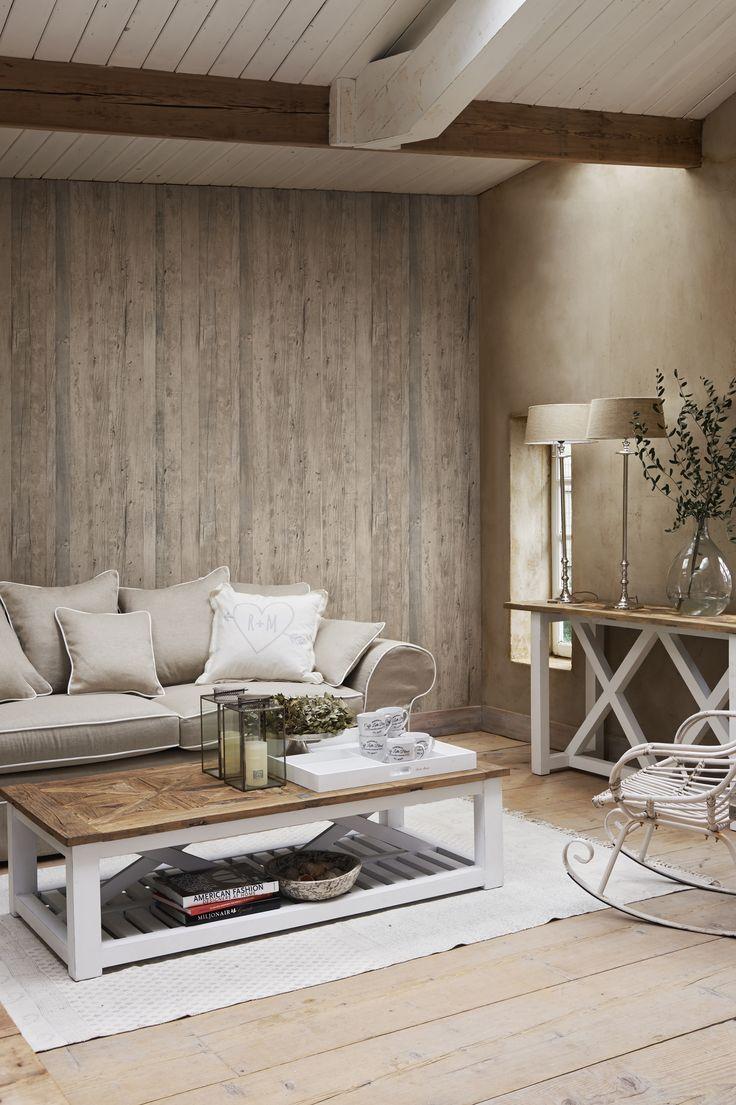17 beste idee n over woonkamer behang op pinterest moderne woonkamers accentmuur behang en - Wallpapers voor kamer ...