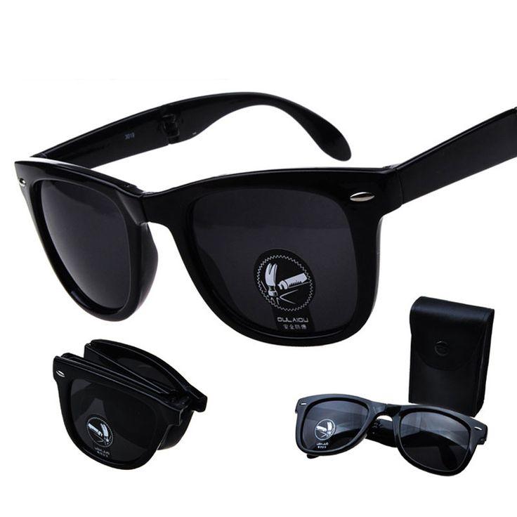 Folding Women Sunglasses Coating Mirror Glasses Dazzling Explosion Proof Oculos Gafas Lentes De Sol Female Sun Glasses Sunglass