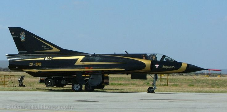 Mirage iii cz - owned my Thunder City (Mike Beachy Head) - Photo taken at Bredasdorp Air Show