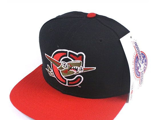 vintage minor league baseball hats new era continue team create teams this cap capital city bombers features