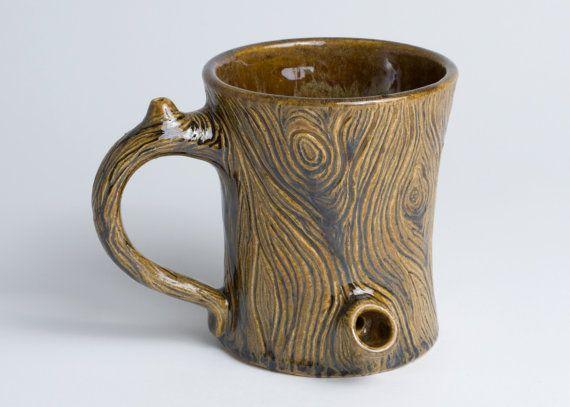how to build a coffee mug bong