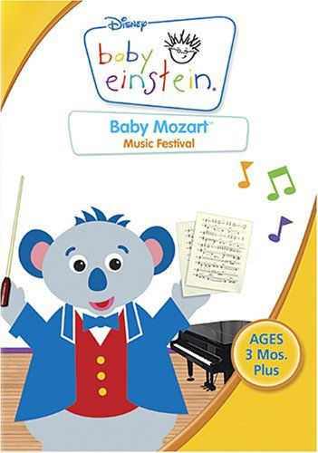 Baby Einstein – Baby Mozart – Music Festival « Holiday Adds