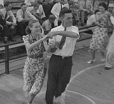 "Tennessee designated the Square Dance as the official state folk dance in 1980. Legislation stated: ""Among the traditions (of our ancestors) that have survived intact is the Square Dane, a uniquely attractive art form that remains a vibrant and entertaining part of Tennessee folklore."""