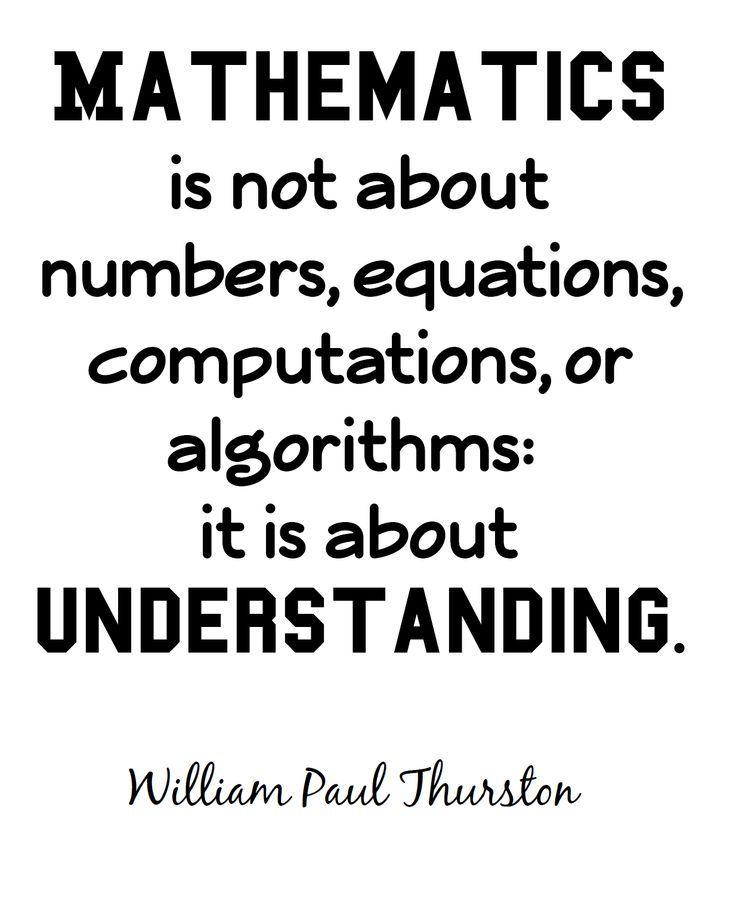 20 best I Love Math images on Pinterest   I love math, Free math and ...