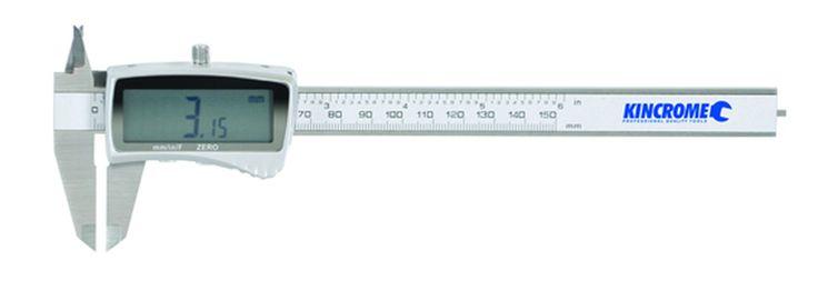 Kincrome 150mm Digital Vernier Caliper #K11100 | Just Tools Australia | Tool Specialist in Power & Cordless Tools, Hand & Air Tools
