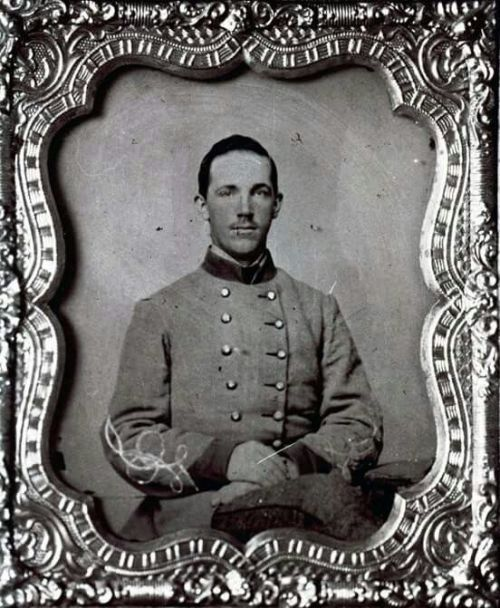 Captain Philip Jefferson Johnson Co. K 35th NC InfantryPreviously served as Private in Company G, 1st Regiment N.C. Infantry (6 months, 1861). Enlisted in this company on May 1, 1862, for the war. Mustered in as Private. Promoted to 1st Sergeant in...