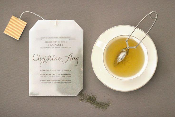 Una invitación que llega con adelanto de aromas y sabores