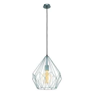 EGLO hanglamp Carlton - mintgroen   Leen Bakker