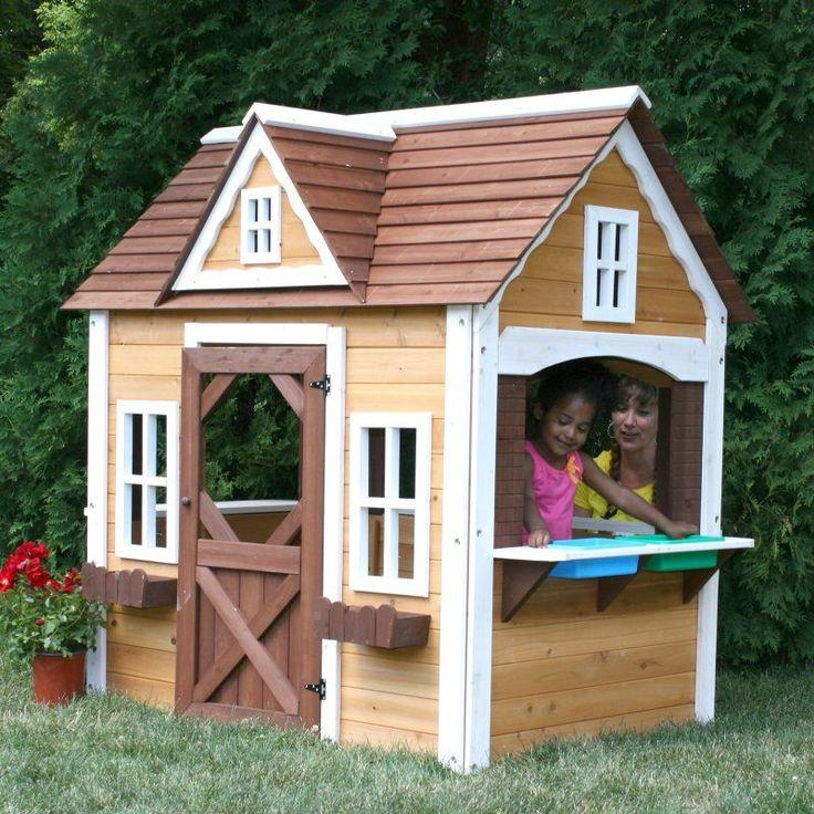 Swing-N-Slide Craftsman Cottage - PB 8277