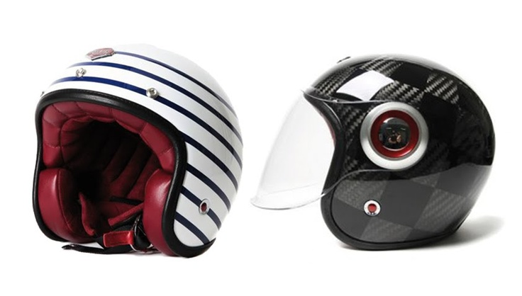 Too Many, A Few: Les Ateliers Ruby helmets