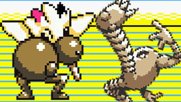 Pokemon Yellow Episode 22 - Hitmonlee and Hitmonchan!