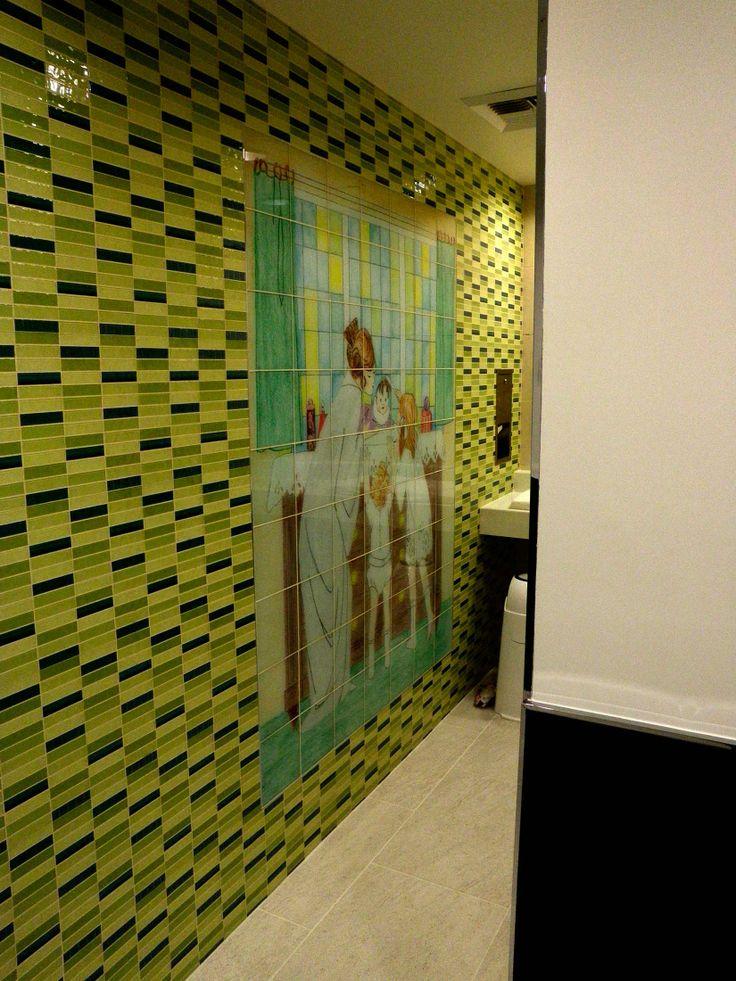 Delightful Art On Tiles By Okhyo Delightful On Tiles By Ok - Delightful-art-on-tiles-by-okhyo
