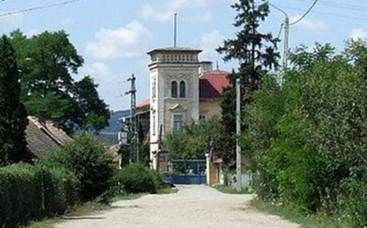 the rock- it is a old builting in ecleptic stile - belonging to my mother- Tatiana Sireteanu-