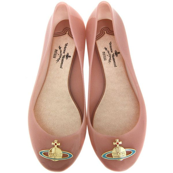 Vivienne Westwood - Shoes Divine Nude Shoes ❤ liked on Polyvore