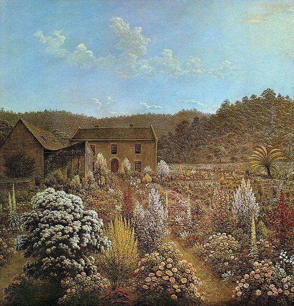 John Glover  - The Artist House and Farm (Australia)