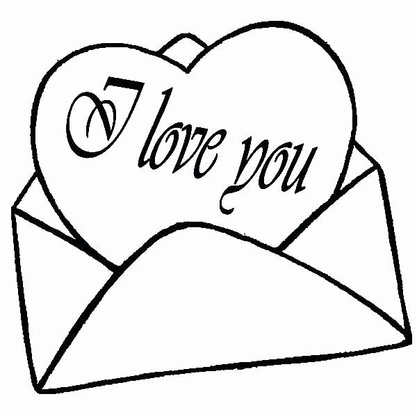 We Love You Coloring Pages New We Love You Coloring Pages At Getcolorings I Love You Drawings Valentines Day Drawing Heart Coloring Pages