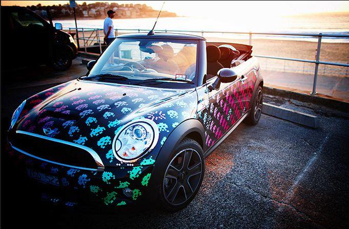 awesome car wraps - Google Search | Amusing Car Wraps | Pinterest ...