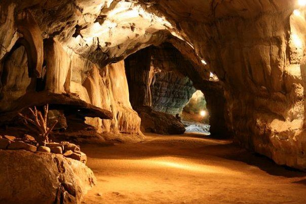 Sudwala Caves, Drakensburg Mtns, South Africa
